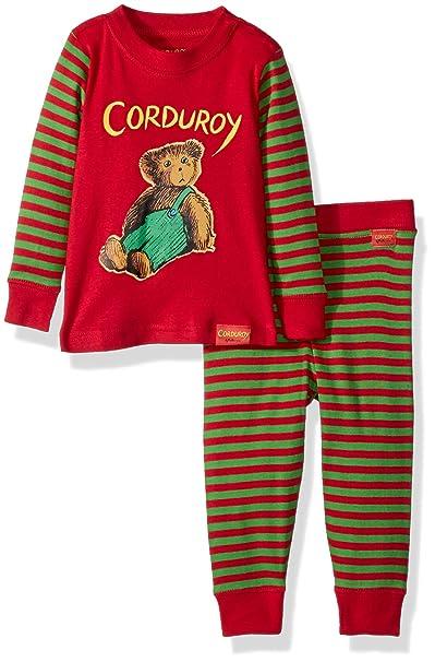 733023428 Amazon.com  Corduroy Baby Infant Cotton Pajama Set  Clothing