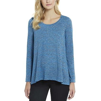 09d4174ed21729 Amazon.com  Jones New York Ladies Long Sleeve Knit Top (XL