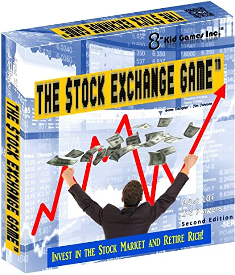 Stock Exchange Game New 2nd Edition Is Here