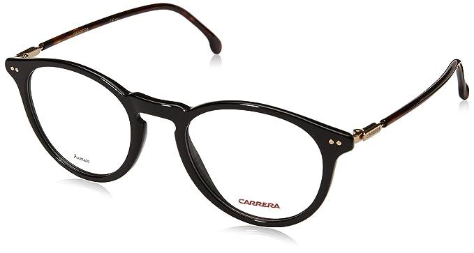 32096a2aa7 Carrera - Monture de lunettes - Femme Noir Noir 49: Amazon.fr ...
