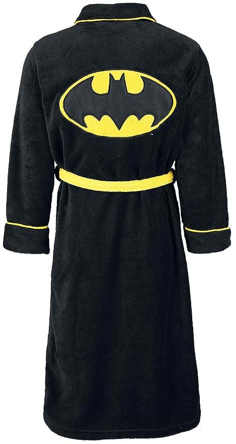 Amazon.com: BATMAN Official DC Dressing Gown/Bathrobe: Clothing