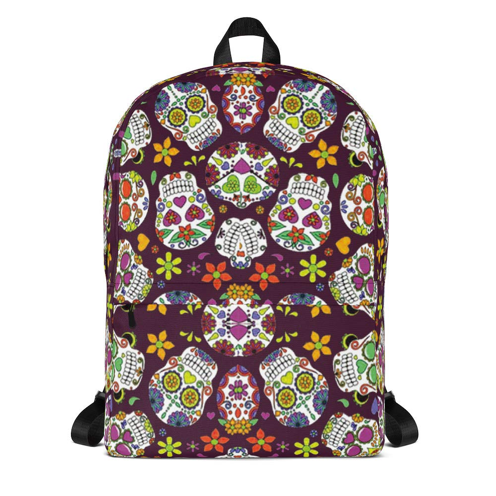 Sugar Skulls Medium Backpack