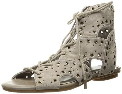 Joie Women's Fabienne Gladiator Sandal, Gravel, ...