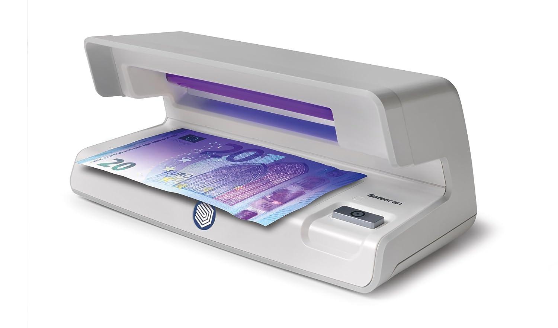 Safescan 50 - Detector de billetes falsos UV 131-0392