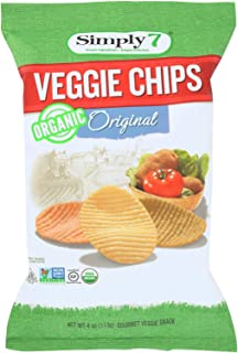 product image for Simply 7 Veggie Chips - Original - Case of 12 - 4 oz.