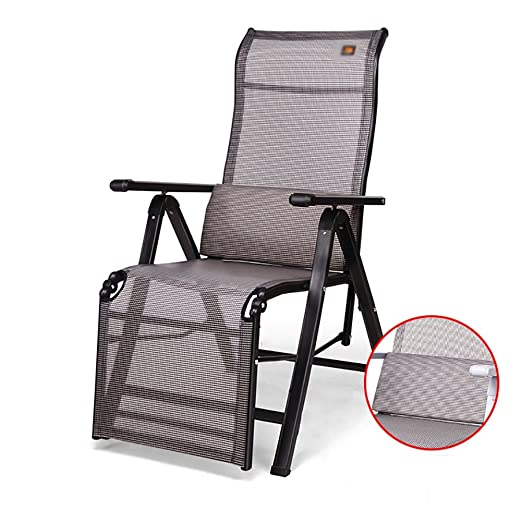 Amazon.com: wssf- silla de chaise Lounges plegable sillones ...