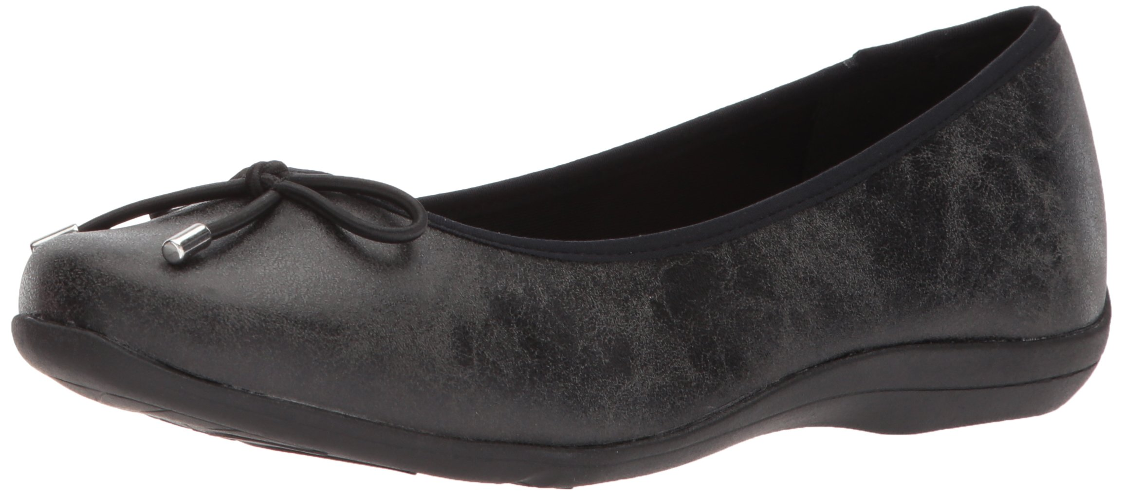 Soft Style by Hush Puppies Women's Heartbreaker Loafer, Black Eclipse, 06.5 M US
