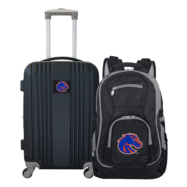 NCAA Boise State Broncos 2-Piece Luggage Set