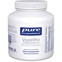 Pure Encapsulations - VisionPro EPA/DHA/GLA - Dietary Supplement to Support Natural...