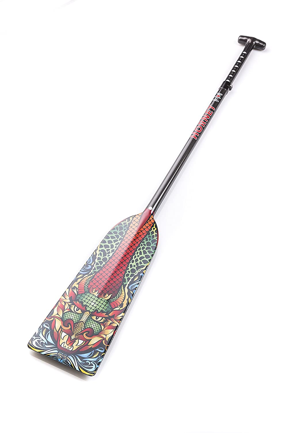 Amazon.com : Hornet Watersports Dragon Boat Paddle ...