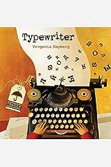 Typewriter Hardcover