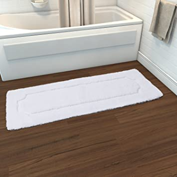 Lifewit 17 quot x47 quot  Bathroom Runner Rugs Microfiber Runner Laundry  Room Machine Washable Soft Absorbent. Amazon com  Lifewit 17 x47  Bathroom Runner Rugs Microfiber Runner