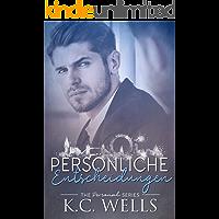 Persönliche Entscheidungen: (Personal (German Edition) 1) - Neuübersetzung book cover