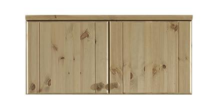 Steens 3451200088000F, Armadietto pensile a 2 ante Ribe, in legno ...