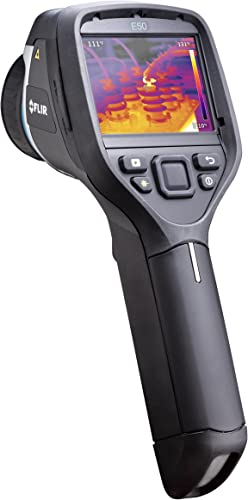 FLIR E50 Compact Thermal Imaging Camera with 240 x 180 IR Resolution and MSX Discontinued by Manufacturer