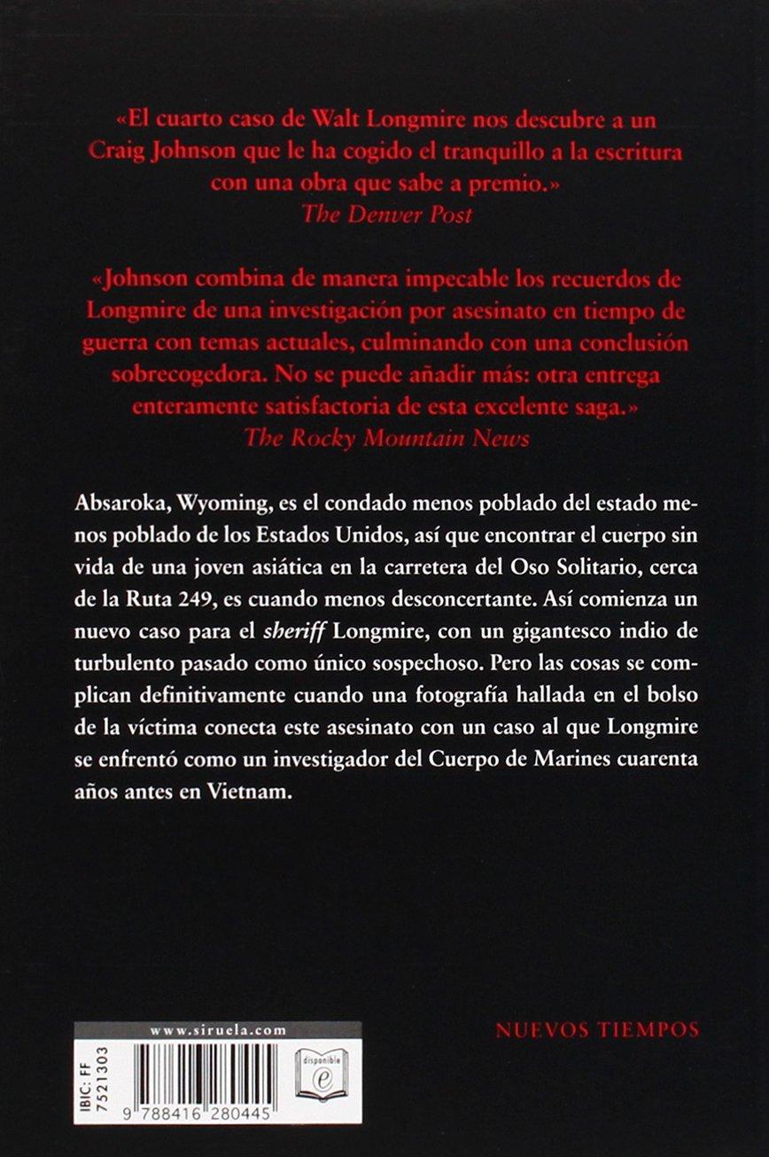 Amazon.com: Los mocasines de otro hombre (9788416280445): Craig Johnson: Books