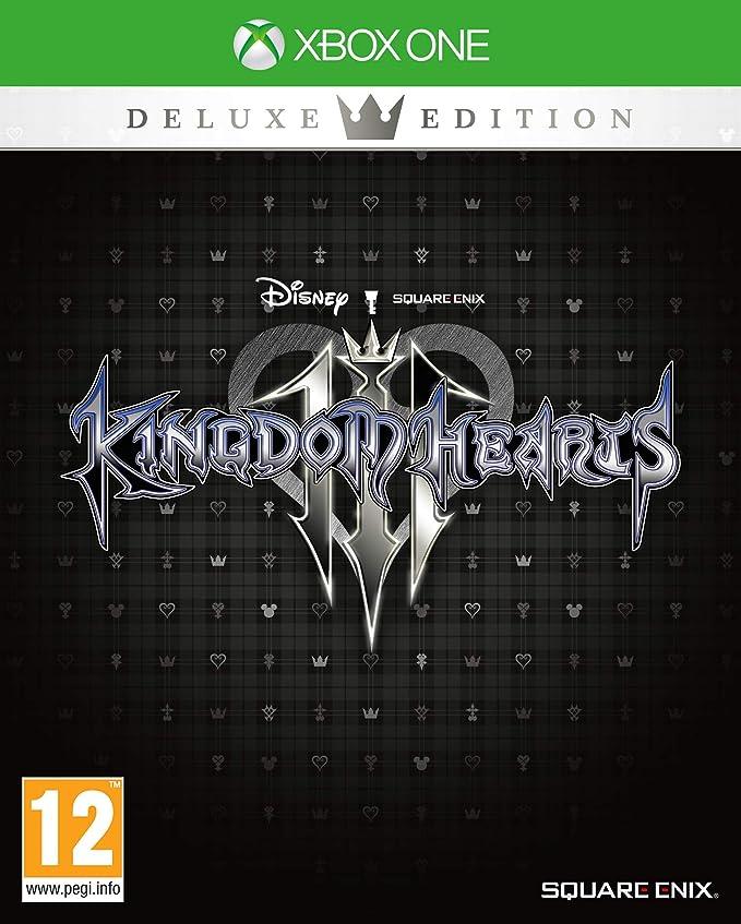 Kingdom Hearts 3 Deluxe Edition - Xbox One [Importación inglesa ...