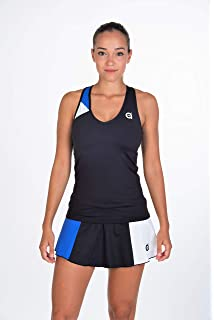 a40grados Sport & Style, Falda Favorita, Mujer, Tenis y Padel (Paddle)