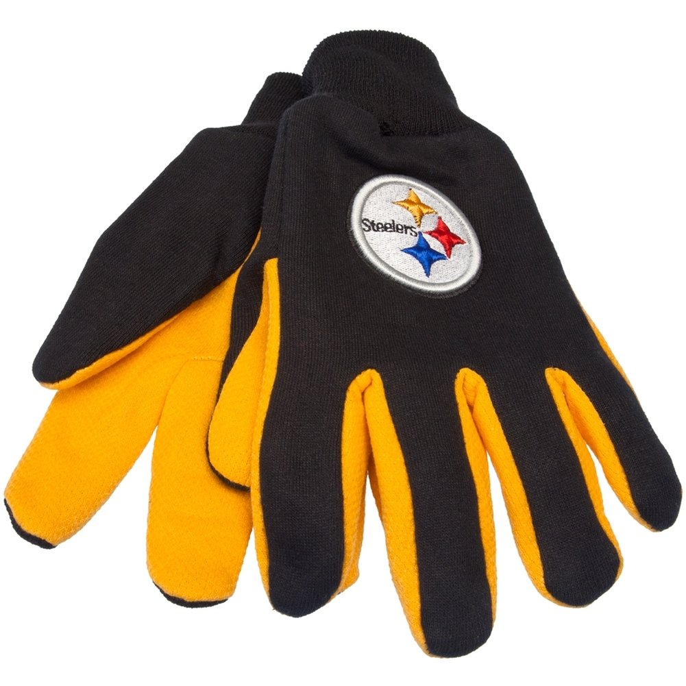 Pittsburgh Steelers - Logo Utility Gloves G&s Originals 064334 FO MI