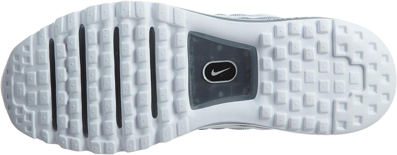 Nike Air Max 2017 849559 010 argent noir silver