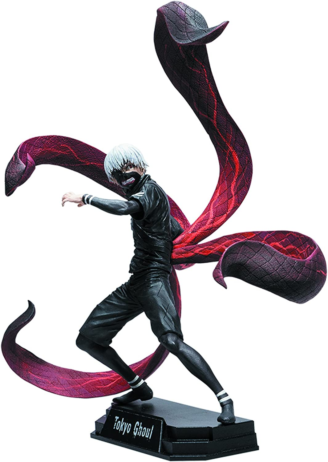 Amazon Com Mcfarlane Toys Tokyo Ghoul Ken Kaneki 7 Collectible Action Figure Toys Games