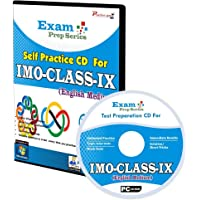 Performance booster Exam Preparation material For IMO Class 9 (25 Topic Wise Practice Test Papers) [CD-ROM]