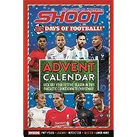 Shoot! La voz del fútbol. Calendario de adviento: 24 días de fútbol (ENGLISH EDUCATIONAL BOOKS)
