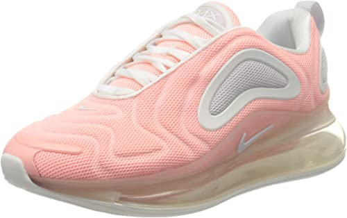Chaussures Baskets Nike femme Air Max 720 Wn's taille Rose