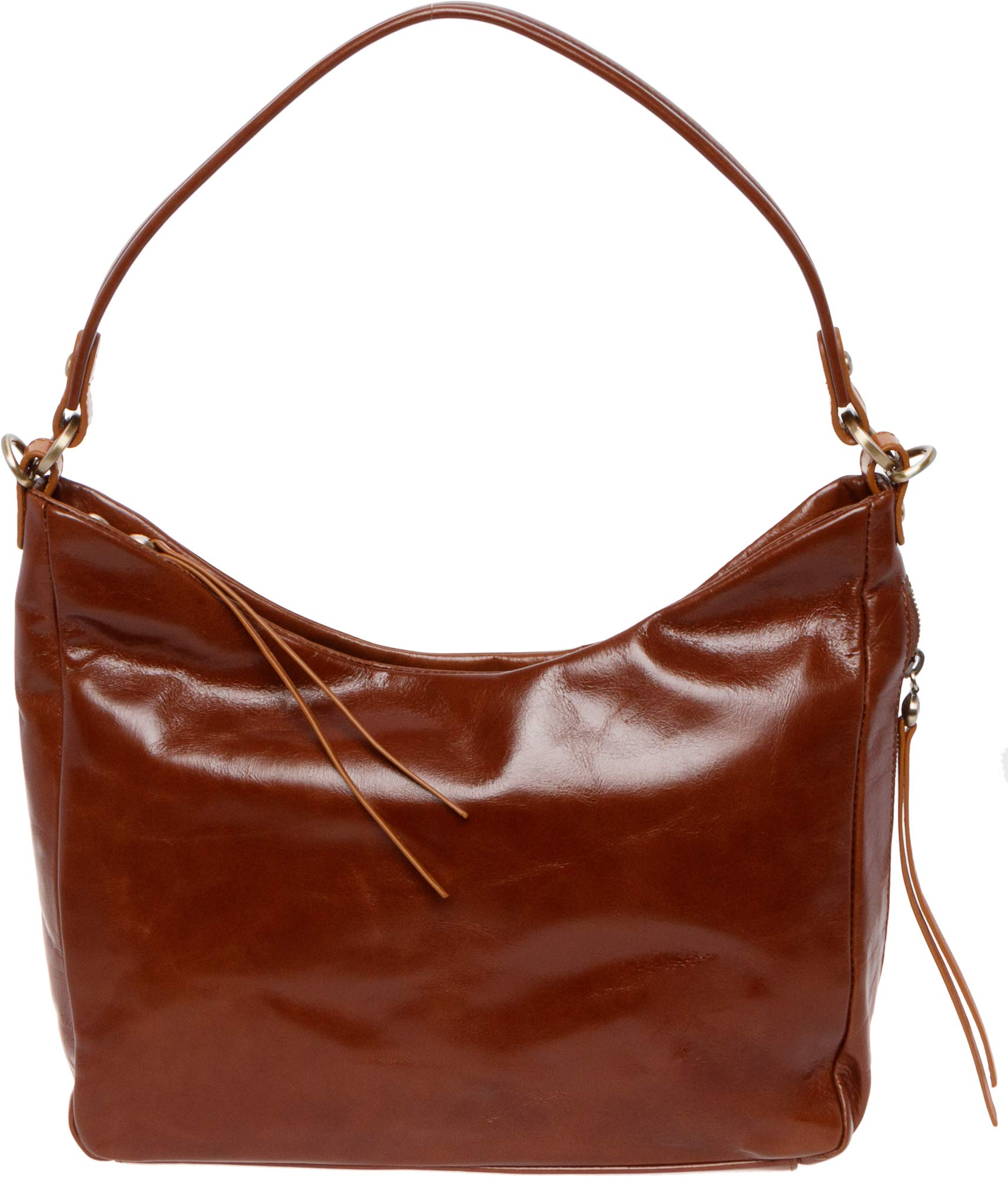 Hobo Women's Leather Delilah Convertible Shoulder Bag (Woodlands)