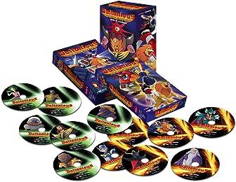 Daltanious - Serie Completa (Esclusiva Amazon) (12 DVD)