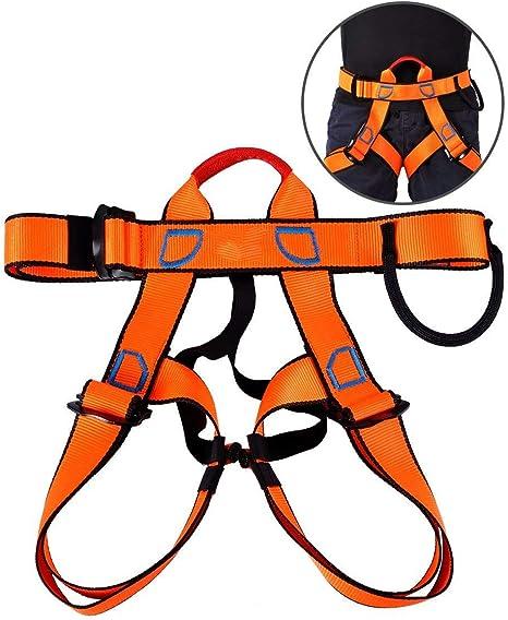 XHHWZB Arnés de Escalada Cinturón de Seguridad, para Rescate de ...