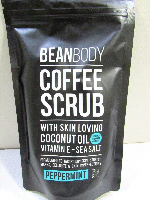Amazon Com Mr Bean Organic All Natural Coffee Bean Exfoliating