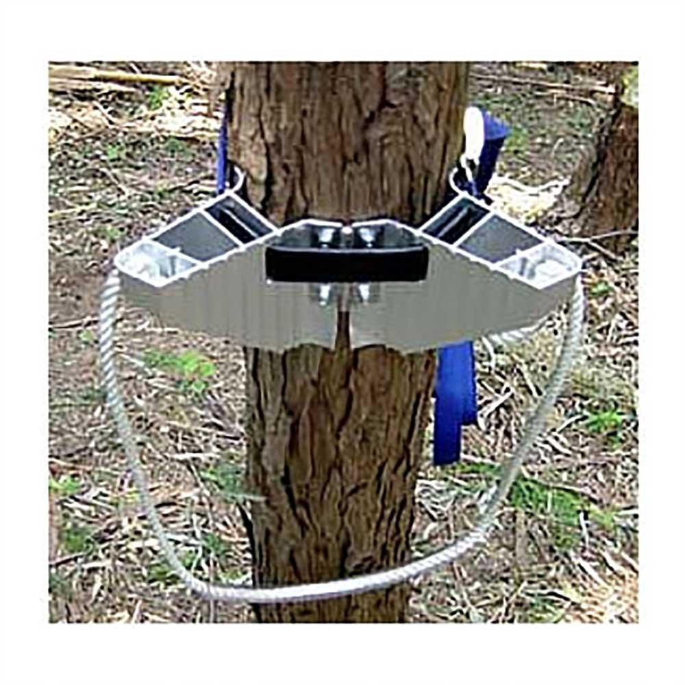 巴化成工業 木登り道具 スーパーステップ 大径木仕様 単品 B07CGC1R6R