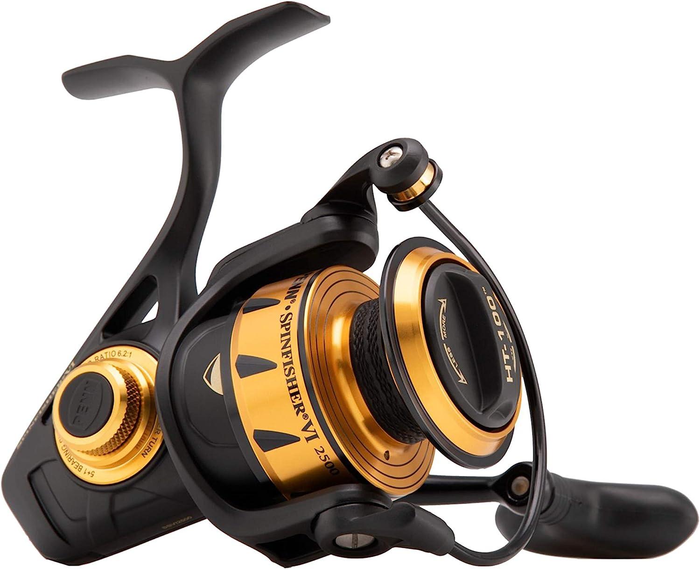 Penn Fishing Spinfisherman VI Spinning Reel
