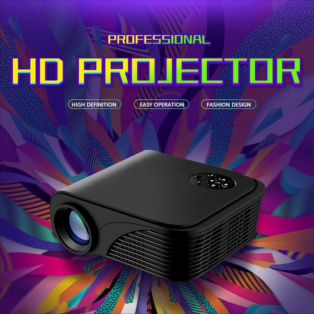 XHZNDZ Proyector, 2018 actualizado (+ 80% Lúmenes) Proyector de ...