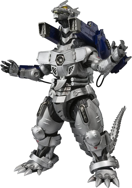 Bandai Tamashii Nations SH MonsterArts MFS-3 Type 3 Kiryu Mechagodzilla  Action Figure
