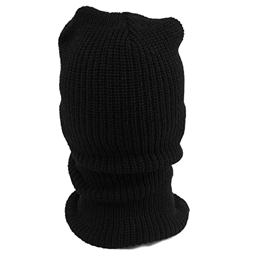 SK Hat shop Men s Winter Knit Ski Snow Long Neck Warmer Balaclava 1 Eye  Hole Face 700473f7c