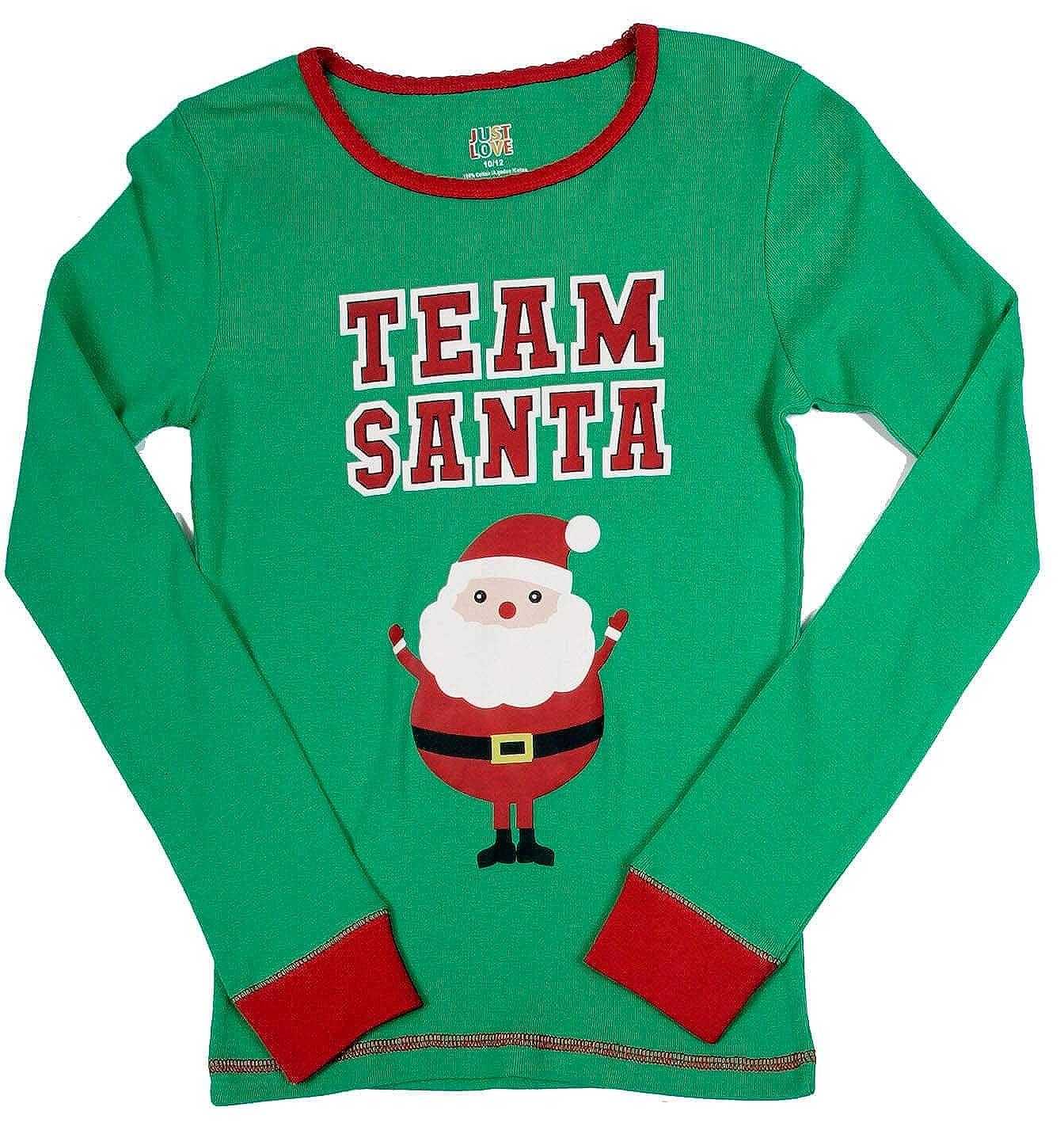 Amazon.com  Just Love Pajamas for Girls Snug-Fit Cotton Kids  PJ Set   Clothing dd6f33fbf
