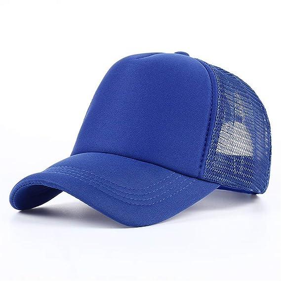 Gorras De Béisbol para Hombre para Hombre Liso Primavera Fashion ...
