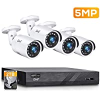 Deals on BNT 8CH 5MP PoE Outdoor Security Camera System