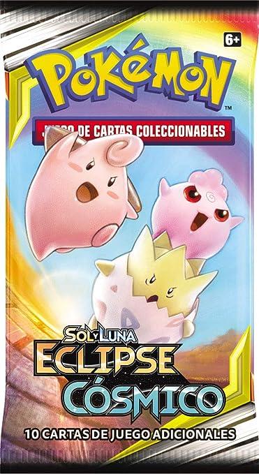 Pokemon - Pack mejora Sol y Luna Eclipse Cósmico (Bandai PC50036 ...