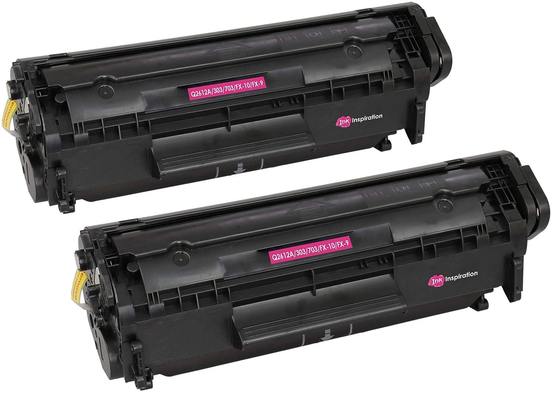 INK INSPIRATION® Tóner Compatible para HP Laserjet 1010 1012 1015 ...