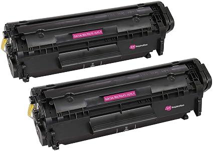 4 X Cartuccia di toner da sostituire HP 12A Q2612A PER LASERJET 1015 1018 1020