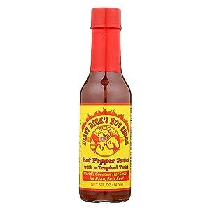 Dirty Dicks, Sauce Hot, 5 Ounce