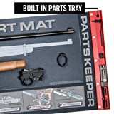"Real Avid 10 22 Smart Mat - 43x16"", Ruger 10 22 Gun Cleaning Mat / Rifle Cleaning Mat with 10 22 Graphics"