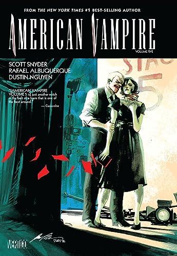 American Vampire: 5