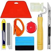 Ewrap Compleet behang gereedschap behang opknoping kit met naad roller, trimmen gereedschap, vilt zuiger, glad…