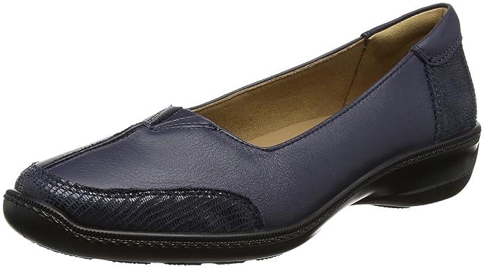 Gillian, Zapatos de Tacón con Punta Cerrada para Mujer, Gris (Slate 048), 38 EU Hotter