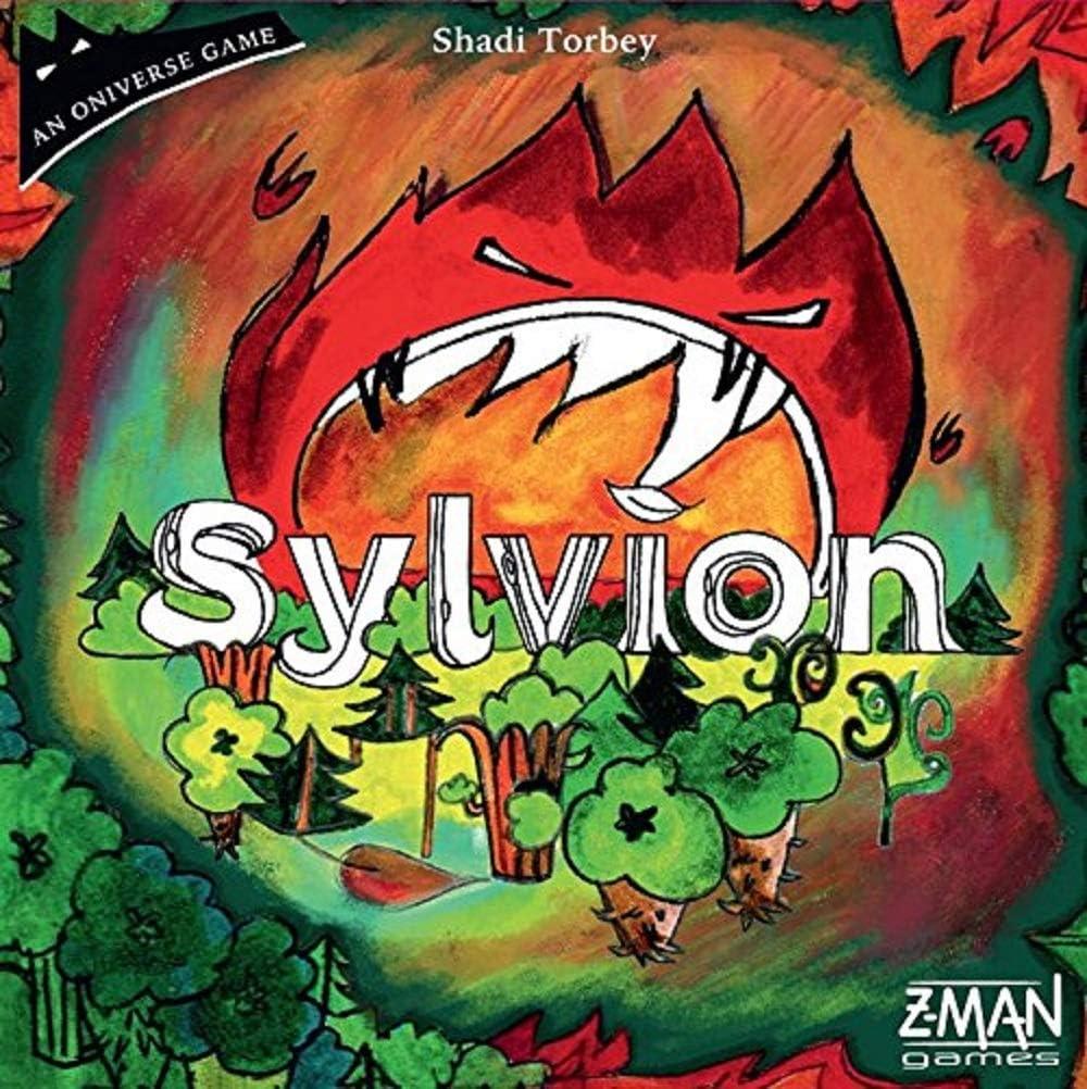 Z-Man Games - Juego de Cartas Sylvion: Amazon.es: Juguetes y juegos
