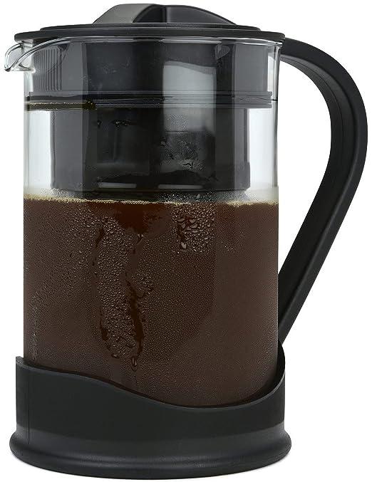 Cold Brew cafetera eléctrica por spigo 1 litro (4-cups) capacidad ...